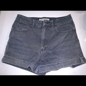 pacsun / bullhead denim jean shorts